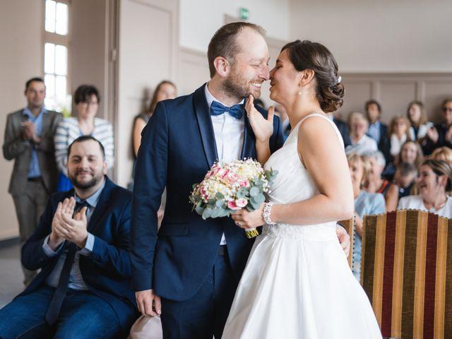 Le mariage de Yoann et Virginie à Lesquin, Nord 22