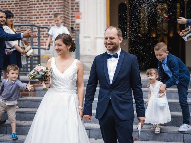 Le mariage de Yoann et Virginie à Lesquin, Nord 38