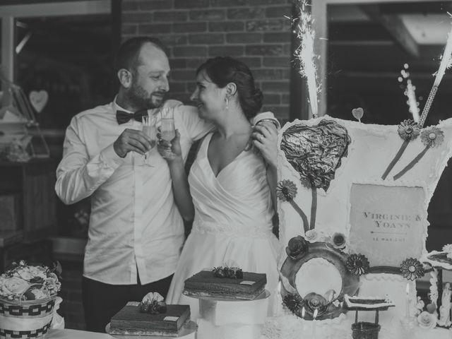 Le mariage de Yoann et Virginie à Lesquin, Nord 85