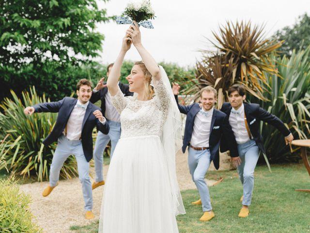 Le mariage de Victor et Helène à Carnac, Morbihan 35