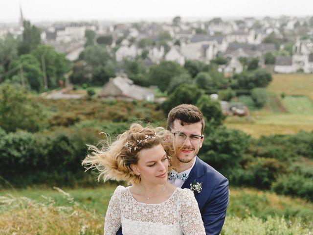 Le mariage de Victor et Helène à Carnac, Morbihan 48