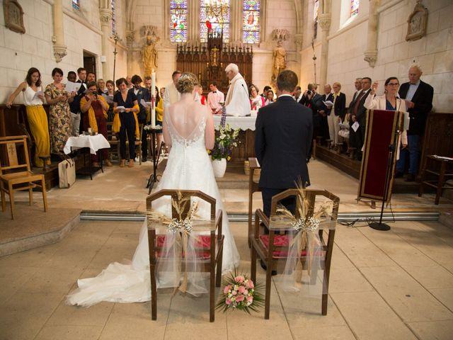 Le mariage de Germain et Héloïse à Touffreville-la-Corbeline, Seine-Maritime 3