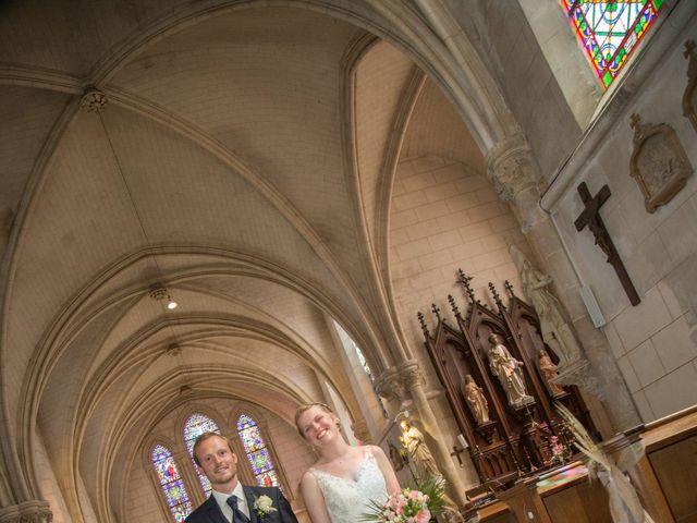 Le mariage de Germain et Héloïse à Touffreville-la-Corbeline, Seine-Maritime 4