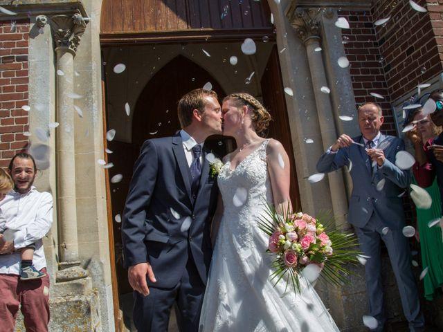 Le mariage de Germain et Héloïse à Touffreville-la-Corbeline, Seine-Maritime 5