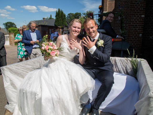 Le mariage de Héloïse et Germain