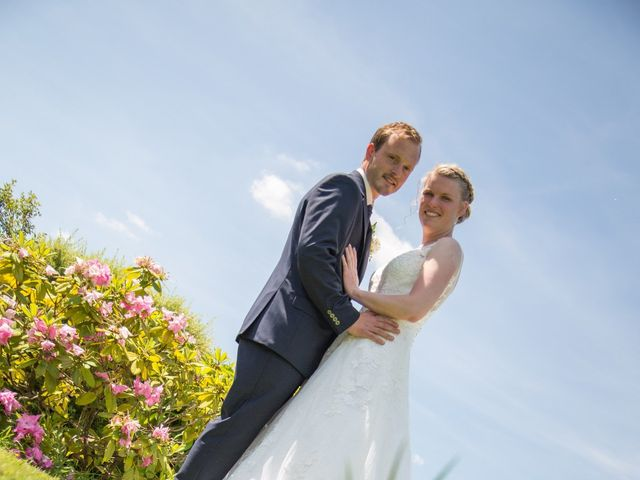 Le mariage de Germain et Héloïse à Touffreville-la-Corbeline, Seine-Maritime 1