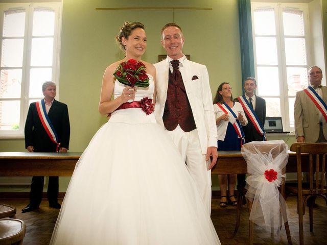 Le mariage de Nicolas et Florence à Bû, Eure-et-Loir 9