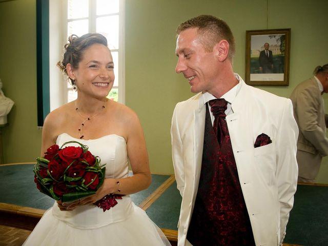 Le mariage de Nicolas et Florence à Bû, Eure-et-Loir 10