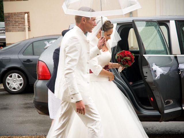 Le mariage de Nicolas et Florence à Bû, Eure-et-Loir 11