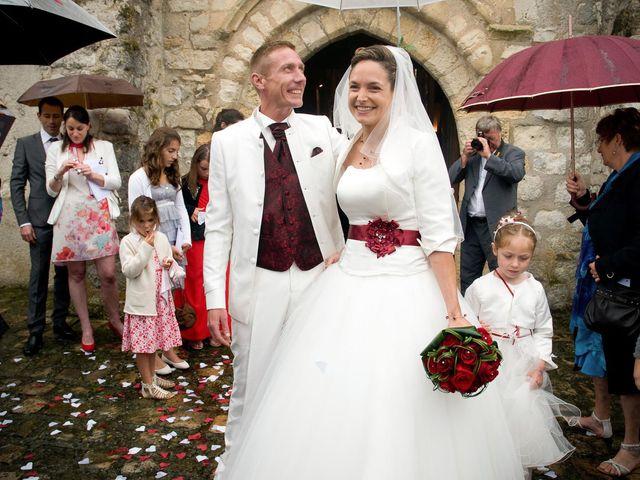Le mariage de Nicolas et Florence à Bû, Eure-et-Loir 16