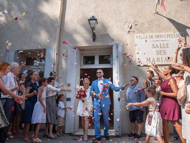 Le mariage de Serge et Cécile à Montpellier, Hérault 13