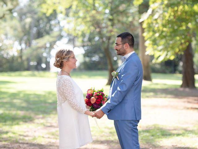 Le mariage de Serge et Cécile à Montpellier, Hérault 15