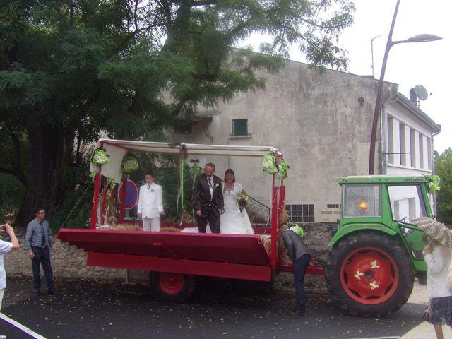 Le mariage de Eric et Florence à Argenton, Lot-et-Garonne 8