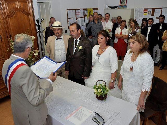 Le mariage de Eric et Florence à Argenton, Lot-et-Garonne 9