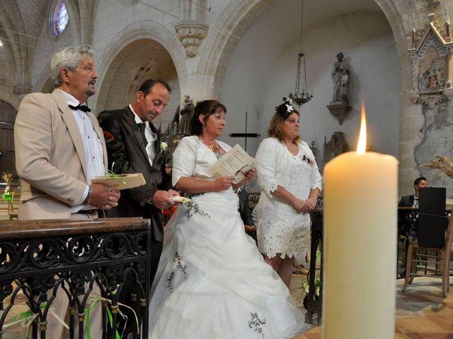 Le mariage de Eric et Florence à Argenton, Lot-et-Garonne 11