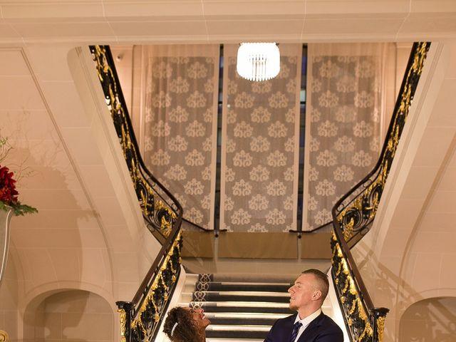 Le mariage de François et Samia à Paris, Paris 3