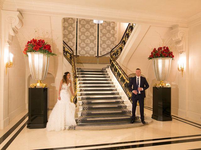 Le mariage de François et Samia à Paris, Paris 7