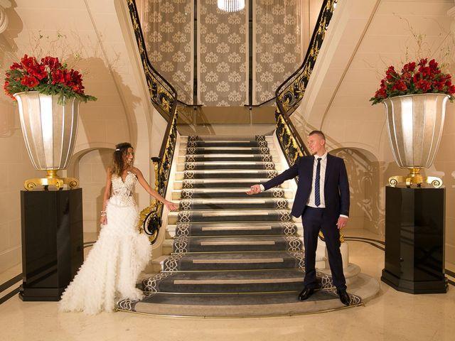 Le mariage de François et Samia à Paris, Paris 10