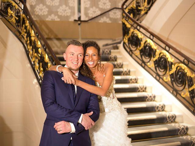 Le mariage de François et Samia à Paris, Paris 14