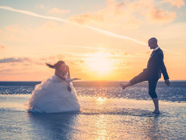 Le mariage de Isabelle et Gauthier