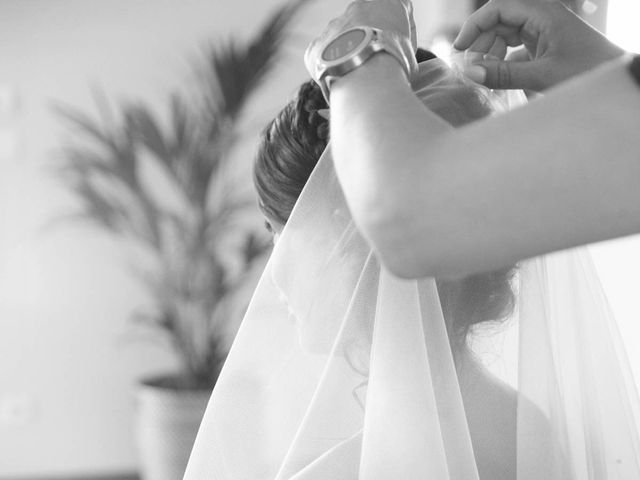 Le mariage de Gaetan et Nora à La Vaupalière, Seine-Maritime 5