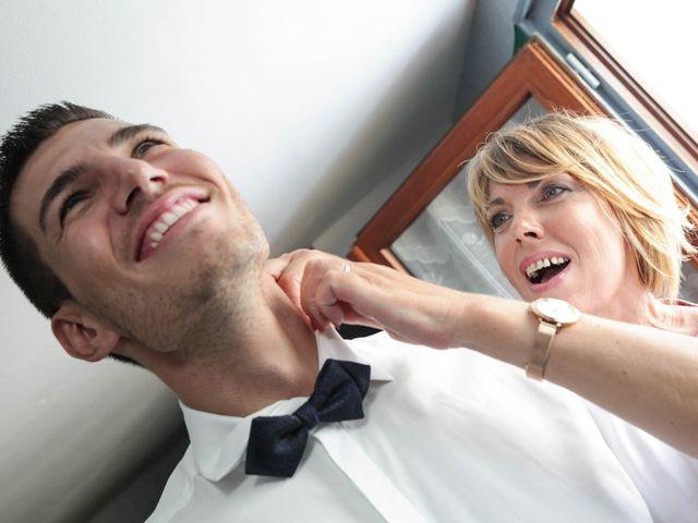 Le mariage de Gaetan et Nora à La Vaupalière, Seine-Maritime 7