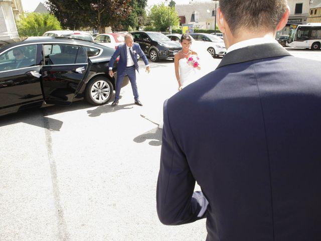 Le mariage de Gaetan et Nora à La Vaupalière, Seine-Maritime 14