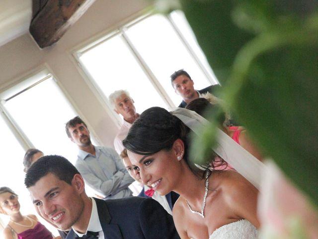 Le mariage de Gaetan et Nora à La Vaupalière, Seine-Maritime 16