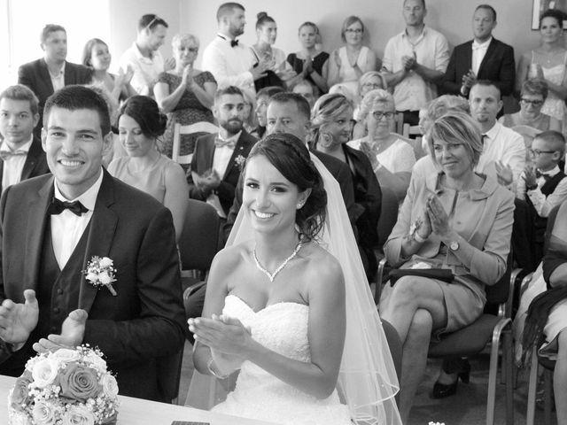 Le mariage de Gaetan et Nora à La Vaupalière, Seine-Maritime 17