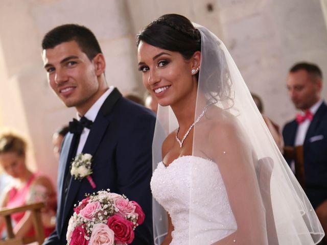 Le mariage de Gaetan et Nora à La Vaupalière, Seine-Maritime 19