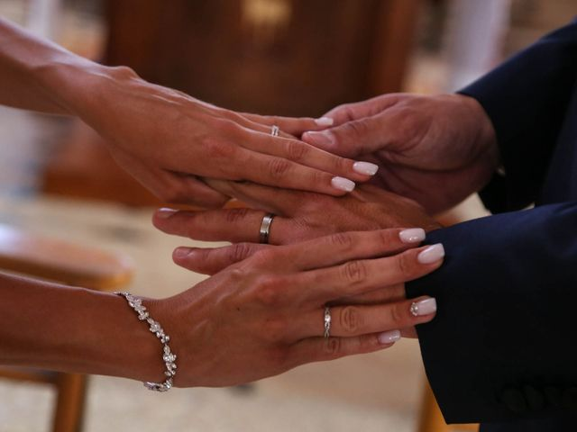 Le mariage de Gaetan et Nora à La Vaupalière, Seine-Maritime 23