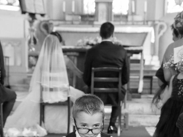 Le mariage de Gaetan et Nora à La Vaupalière, Seine-Maritime 26
