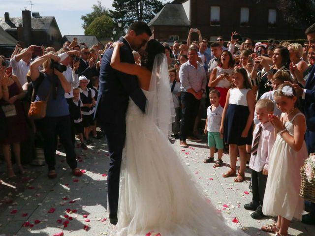 Le mariage de Gaetan et Nora à La Vaupalière, Seine-Maritime 27