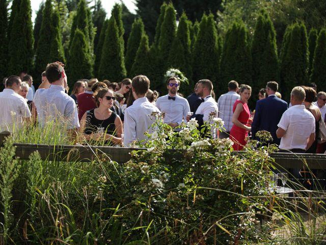 Le mariage de Gaetan et Nora à La Vaupalière, Seine-Maritime 28