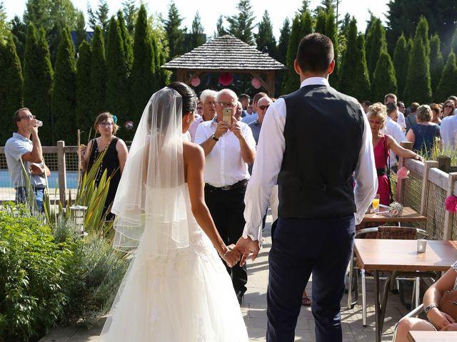 Le mariage de Gaetan et Nora à La Vaupalière, Seine-Maritime 29