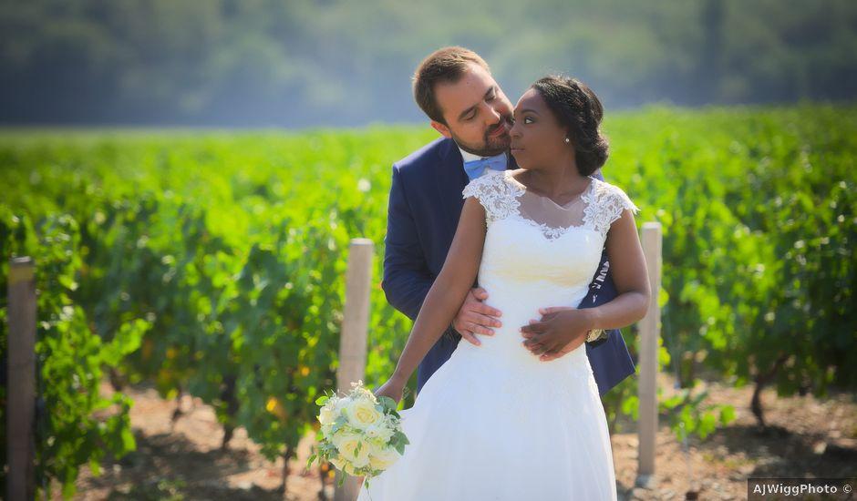 Le mariage de Steve et Dolorès à Villié-Morgon, Rhône