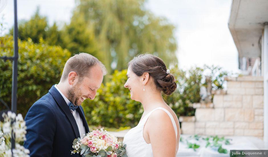 Le mariage de Yoann et Virginie à Lesquin, Nord