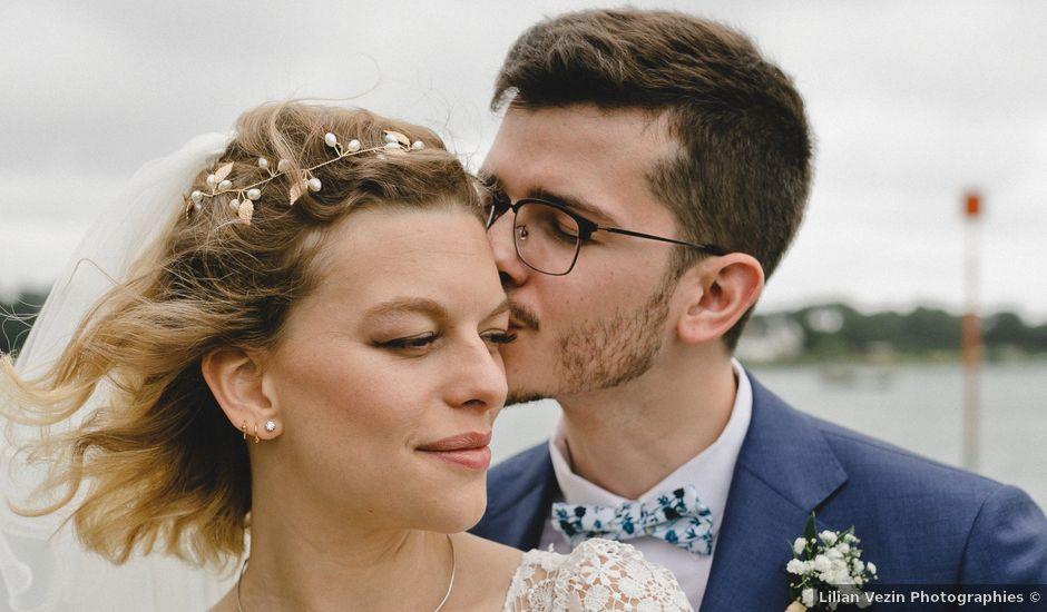 Le mariage de Victor et Helène à Carnac, Morbihan