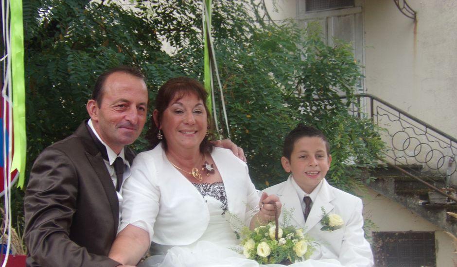 Le mariage de Eric et Florence à Argenton, Lot-et-Garonne