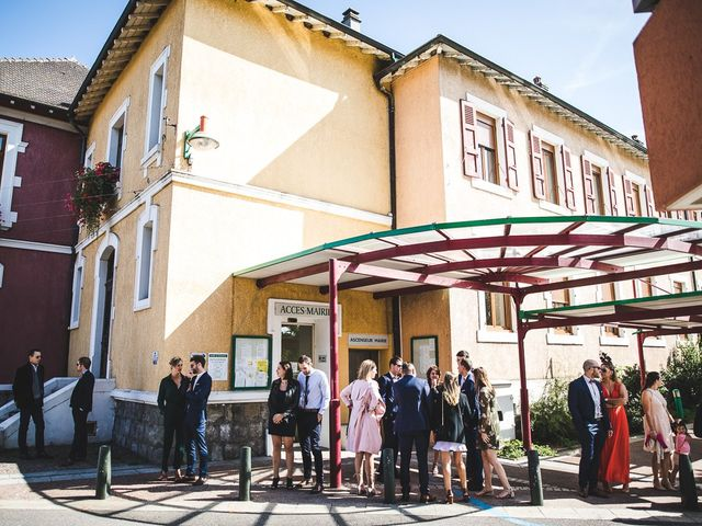 Le mariage de Guillaume et Charlène à Douvaine, Haute-Savoie 14