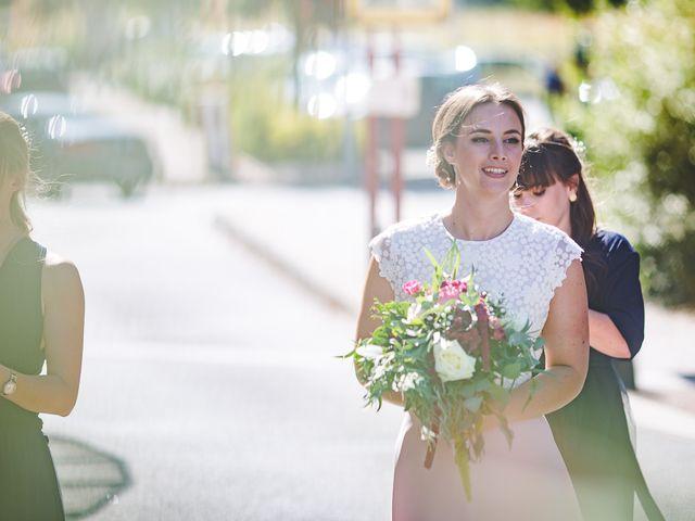 Le mariage de Guillaume et Charlène à Douvaine, Haute-Savoie 16