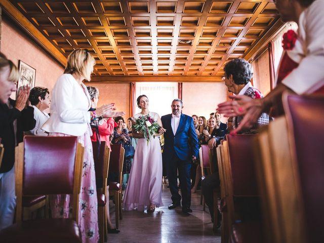 Le mariage de Guillaume et Charlène à Douvaine, Haute-Savoie 19