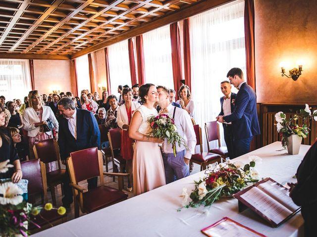 Le mariage de Guillaume et Charlène à Douvaine, Haute-Savoie 20