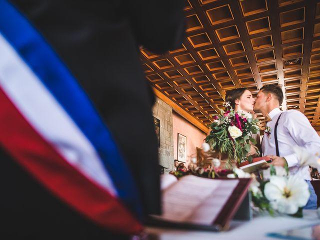Le mariage de Guillaume et Charlène à Douvaine, Haute-Savoie 24