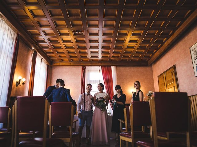 Le mariage de Guillaume et Charlène à Douvaine, Haute-Savoie 25