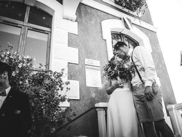 Le mariage de Guillaume et Charlène à Douvaine, Haute-Savoie 27