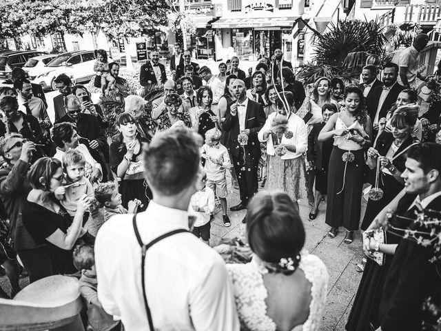 Le mariage de Guillaume et Charlène à Douvaine, Haute-Savoie 1