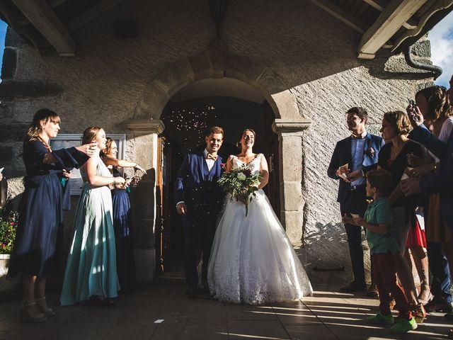 Le mariage de Guillaume et Charlène à Douvaine, Haute-Savoie 54
