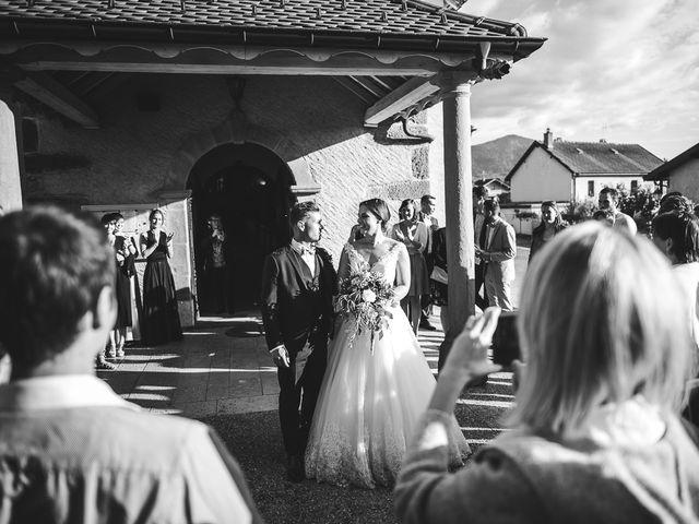 Le mariage de Guillaume et Charlène à Douvaine, Haute-Savoie 58