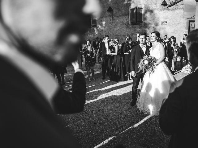 Le mariage de Guillaume et Charlène à Douvaine, Haute-Savoie 59
